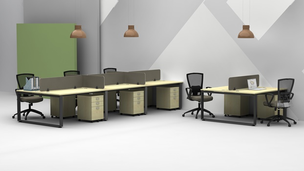 16-SQR-6 Workstation in 6 and 2