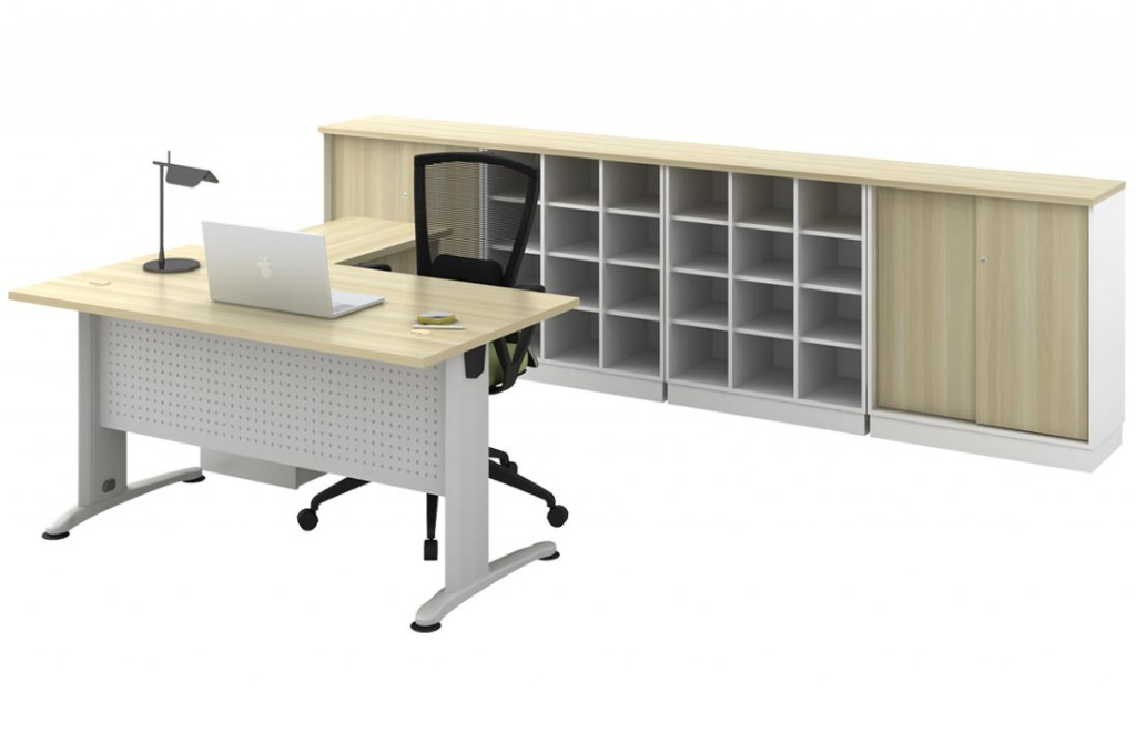 Design your workspace exactly the way you want it.