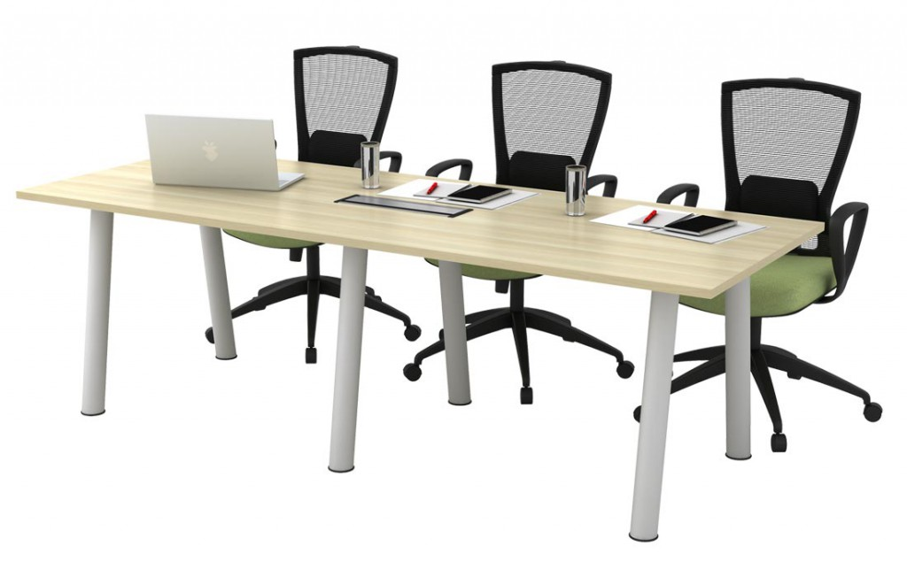 The B-Series office furniture system is designed to cater to the fast-paced workstyle of modern businesses.