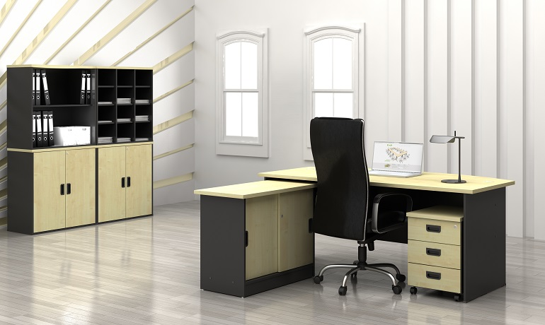 Executive system enables prestigious office environments to be interpreted in a modern and exciting way. The exclusive design, quality of wood veneer and colour options give G Series its unique personality.