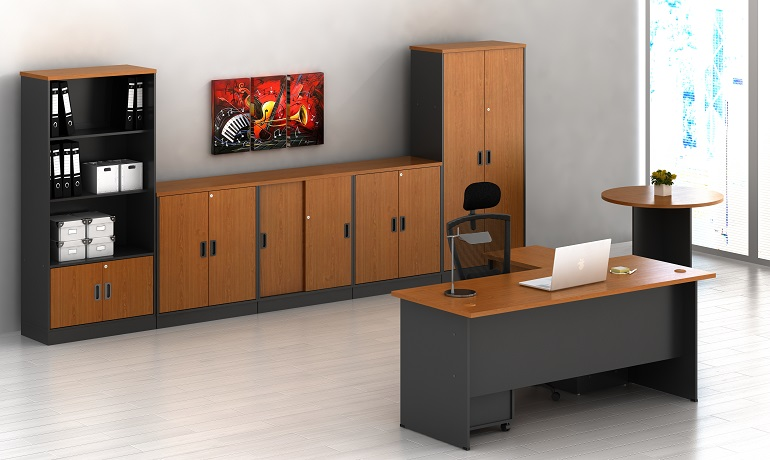 Our executive system for G series is created with flexibility and functionality.