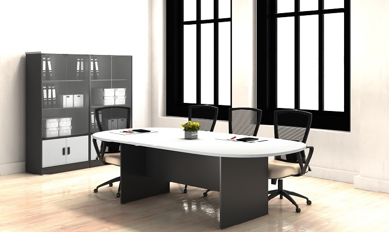 It's time to get a suitable size and style conference table for your boardroom to give a great meeting among your teams. G-series conference furniture will enhance and complete your entire office environment.