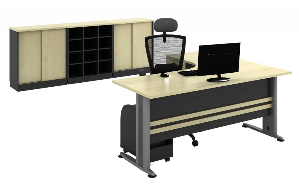 TL-1815-4D-SET-F  Executive Manager Table