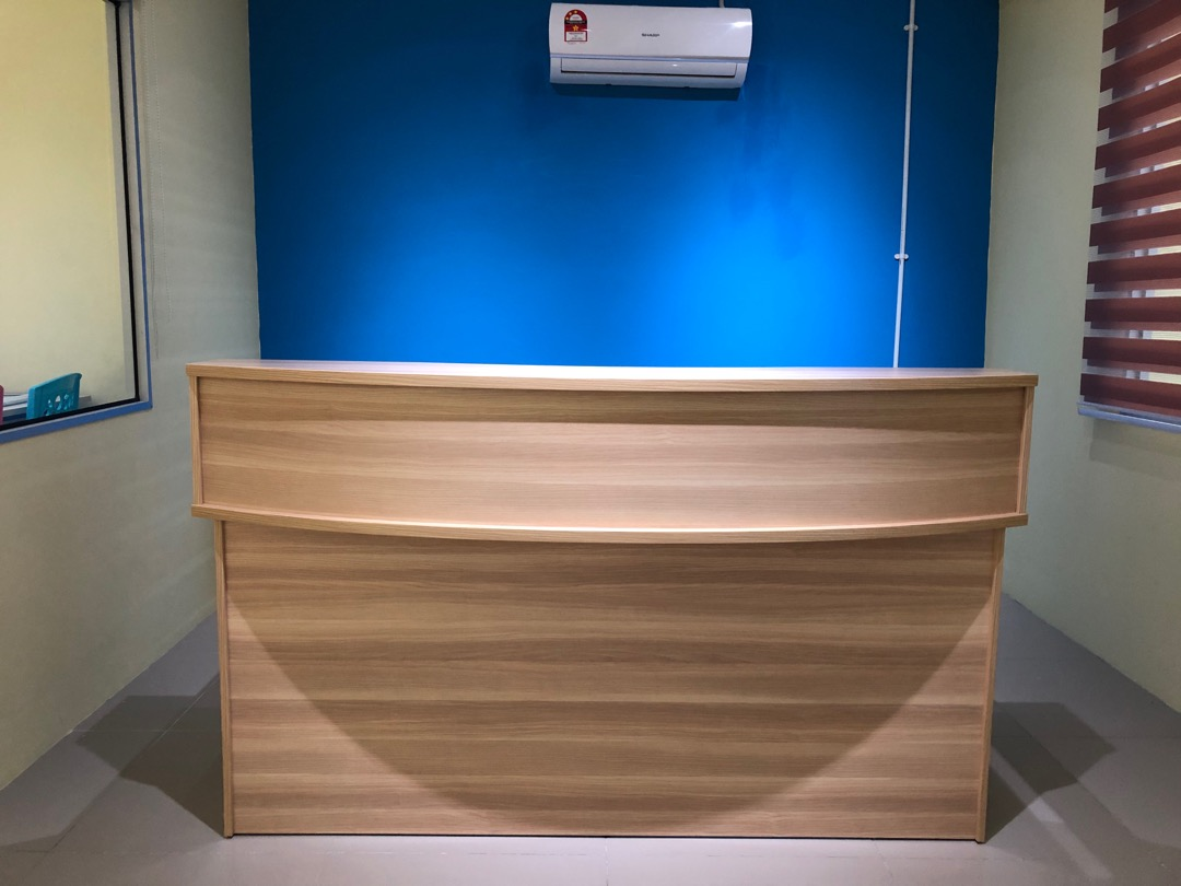 Reception Counter EXCT1800-EXCT2100